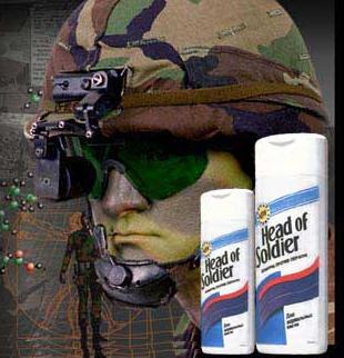 New Army Shampoo!