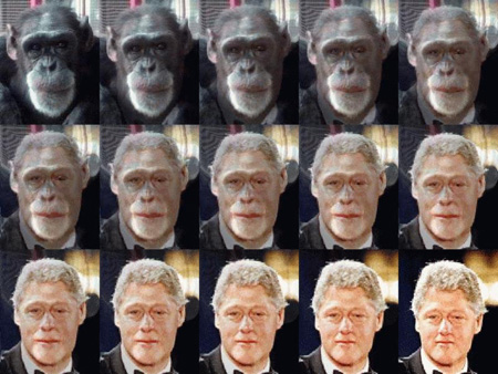 The Evolution of Bill Clinton
