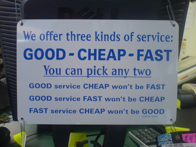 3 Types of Service