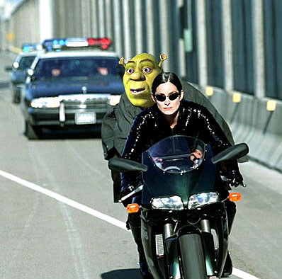 Matrix and Shrek