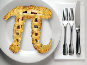 How bout some Pi?