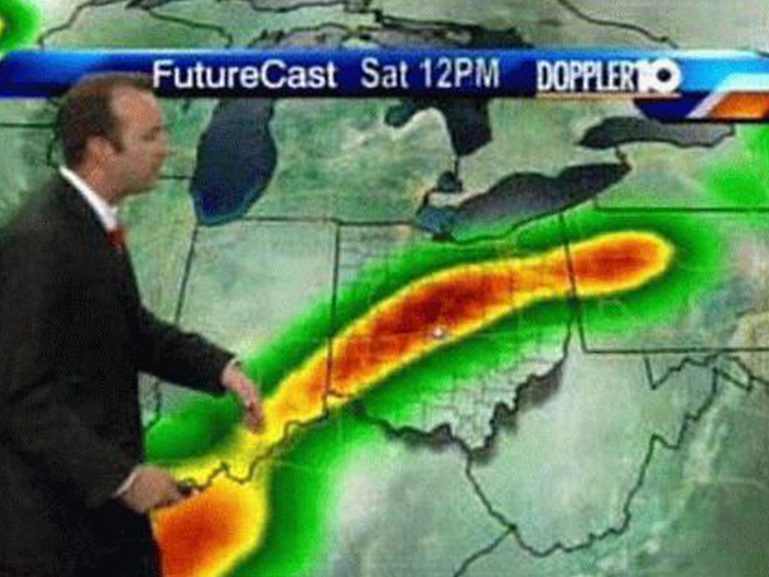 Sexual Weather Prediction